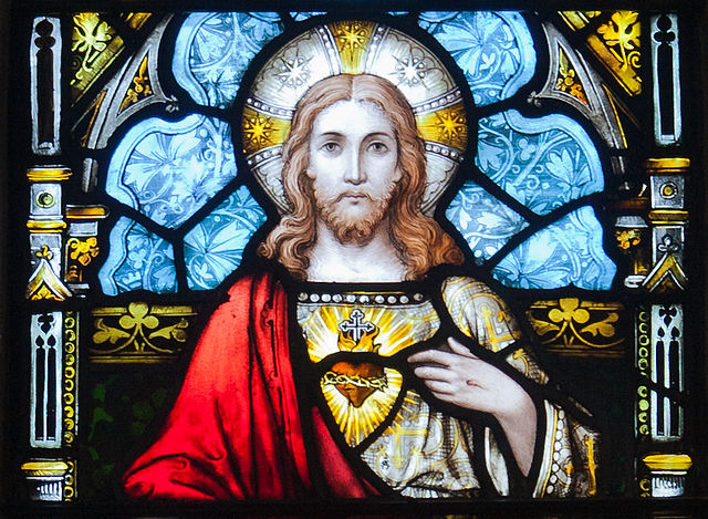 Sacred Heart of Jesus Wikicommons