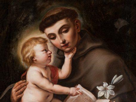 St. Anthony of Padua Wikipedia.org