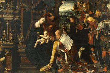 Epiphany, Marge Fenelon, Three Kings