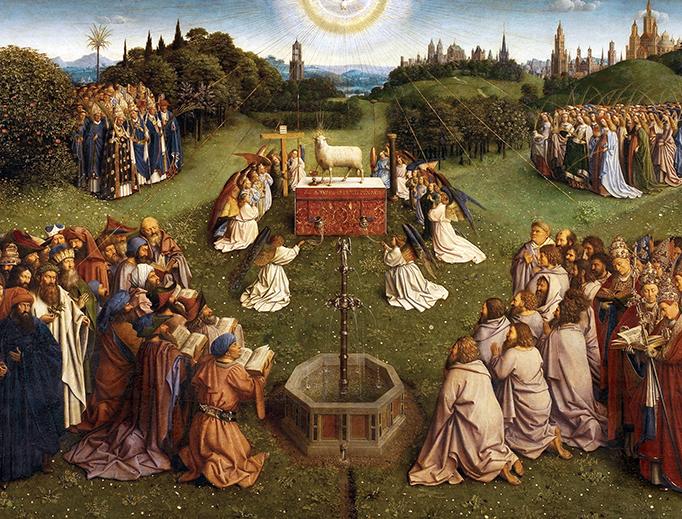 Eucharistci Adoration, Marge Fenelon, Morning Air Show