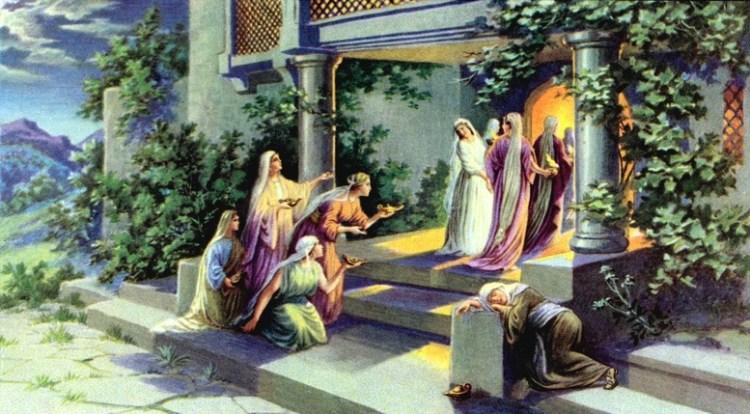 Lent, Holy Week, Marge Fenelon, Catholic Church, Parable