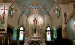 Marian Pilgrimage, Painted Churches of Texas, Marge Fenelon