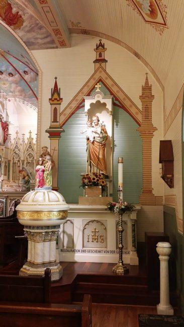 Marian Pilgrimage, Marge Fenelon, Marian Pilgrimage