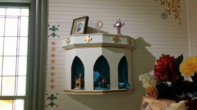 Marge Fenelon, Marian Pilgrimage, Painted Churches of Texas
