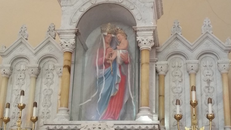 Marian Pilgrimage, Marge Fenelon, Our Lady of Sorrows