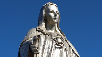 Marian Pilgrimage, Our Lady of Peace, Marge Fenelon