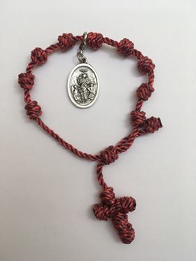 Our Lady Undoer of Knots, Blessed Virgin Mary, Bracelet