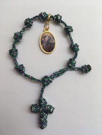 Our Lady Undoer of Knots, Novena, Rosary, Bracelet, Blessed Virgin Mary