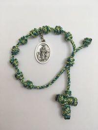 Our Lady Undoer of Knots, Novena, Bracelet, Rosary