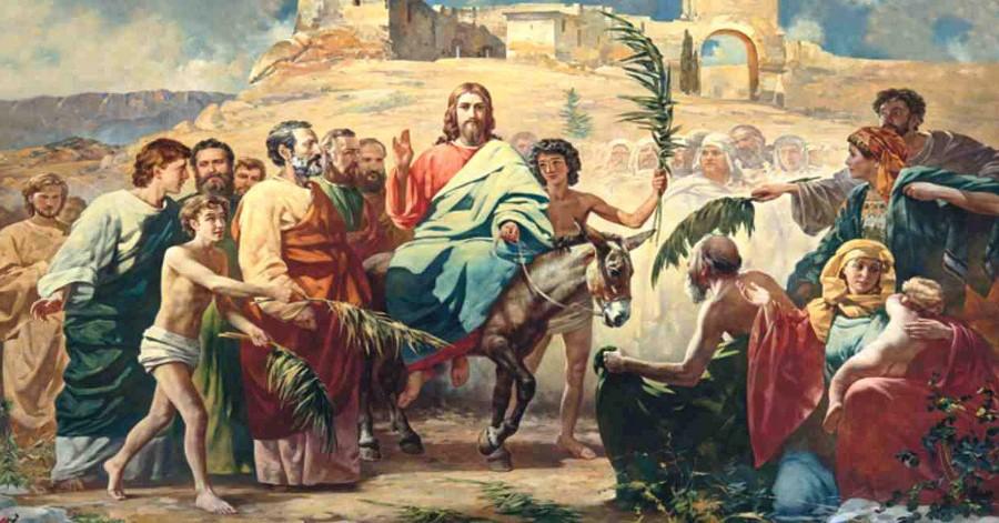 Lent, Holy Week, Palm Sunday, Catholic Church