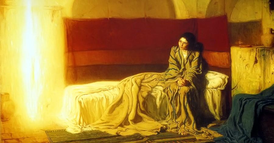 Catholic, Mary, Annunciation