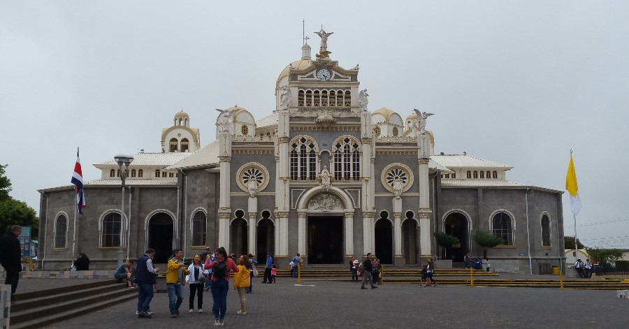 Our Lady of the Angels, Costa Rica, Blessed Virgin Mary, La Negrita