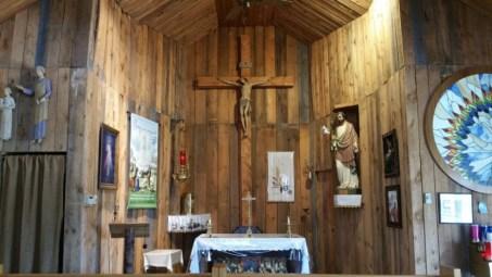 Marian Pilgrimage, House of Mary, Shrine, Marge Fenelon, Lewis and Clark