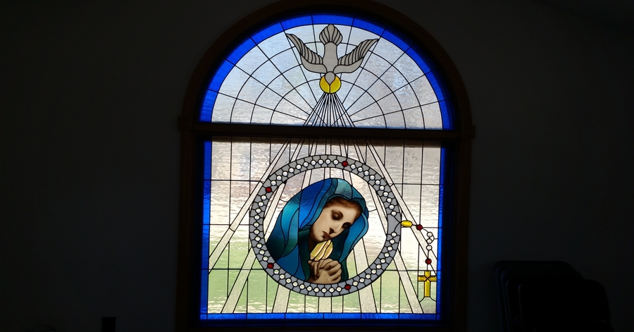 Mary Mother of the Church, Marge Fenelon