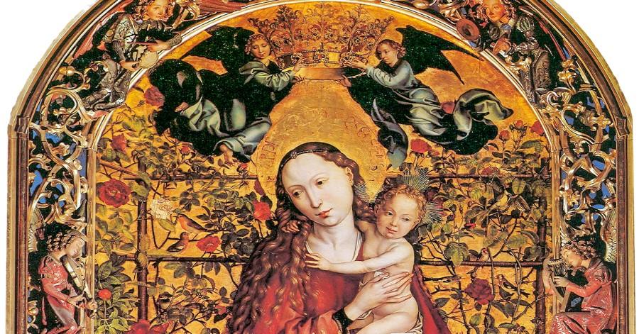 Mary, Rosary, October