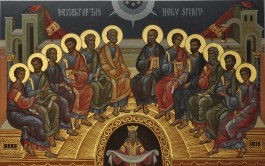 Who Do You Think About at Pentecost? – Marge Steinhage Fenelon