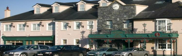 Angler's Rest Hotel Headford Ireland