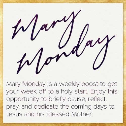 Mary Monday logo