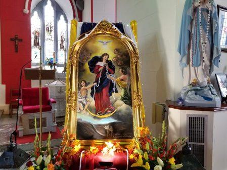 Our Lady Undoer of Knots