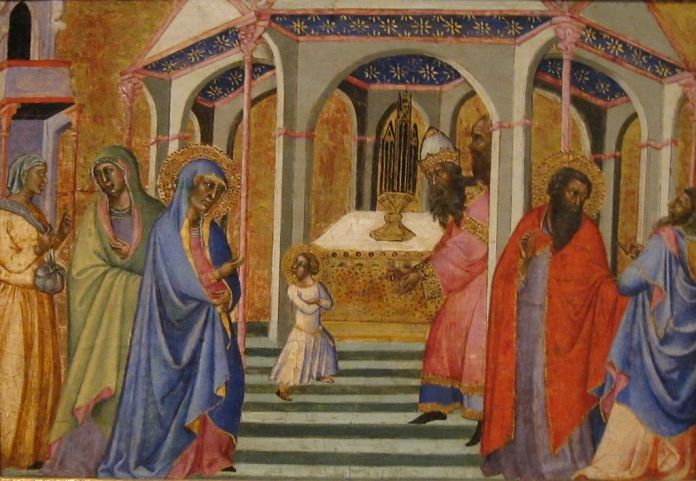 How You Can Celebrate the Presentation of the Blessed Virgin Mary: 4 Simple Ways