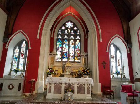 St. Mary's Catholic Church Headford, Ireland