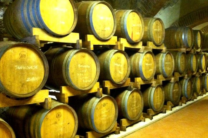 Chianti and Wine