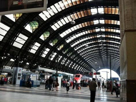Milano Centrale Milan, Italy - Photo by Margie Miklas