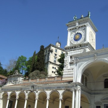 Clock Towers in Italy