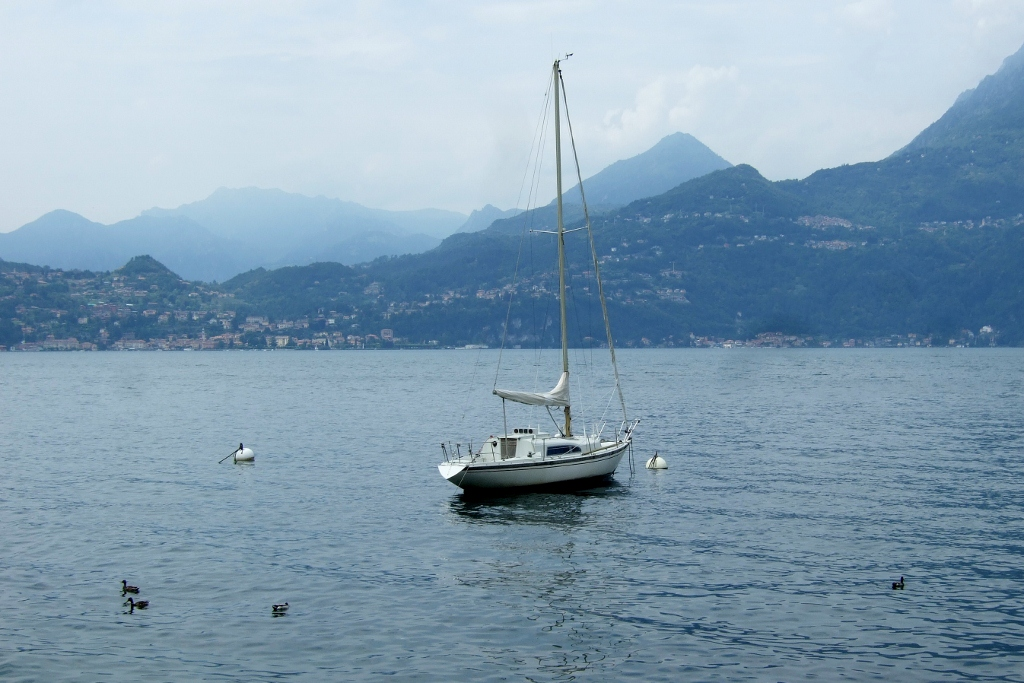 Photos from Lake Como in Italy