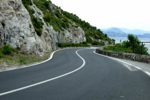Amalfi Coast road Photo by Margie Miklas