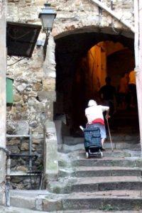 San Remo in La Pigna photo by Margie Miklas