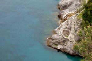 Amalfi Coast road Photo by Margie Miklas