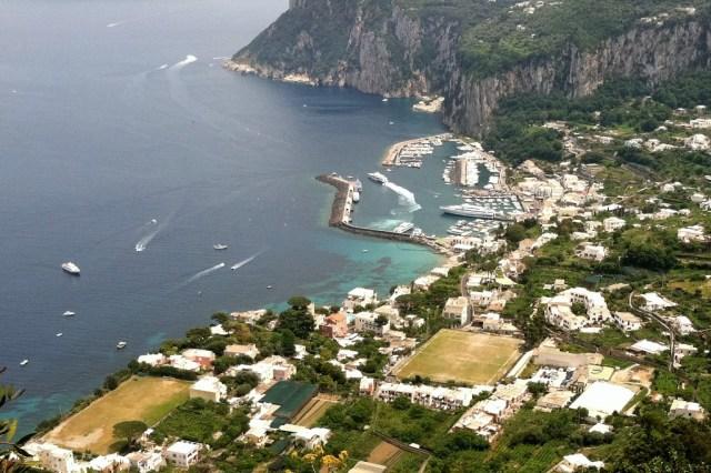 View from Anacapri