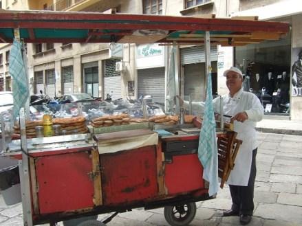 Palermo Street vendor