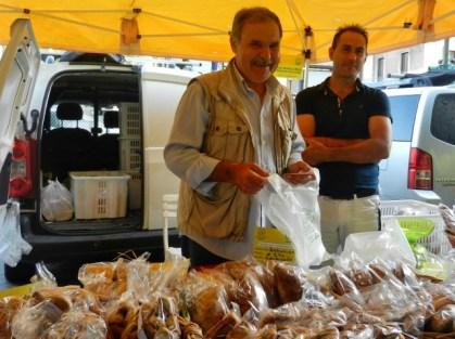 At Farmers Market Catania