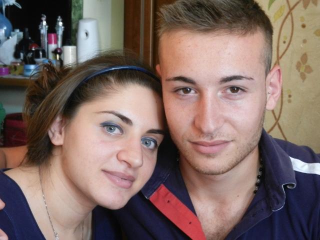 Martina and Adriano