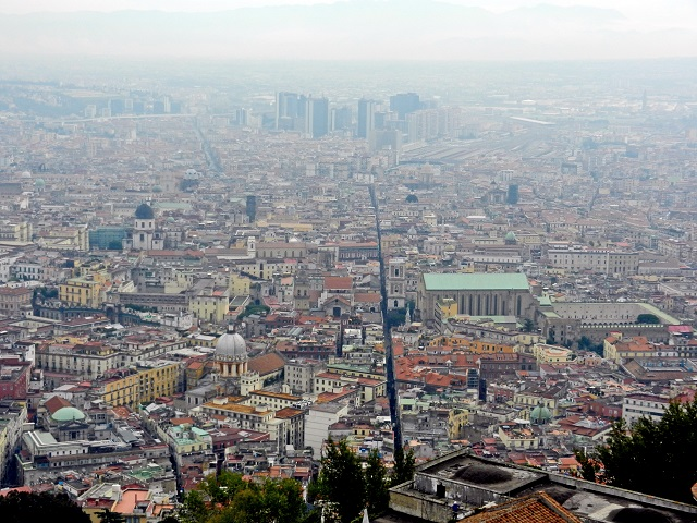 Spaccanapoli See Naples and Die Photo by Margie Miklas