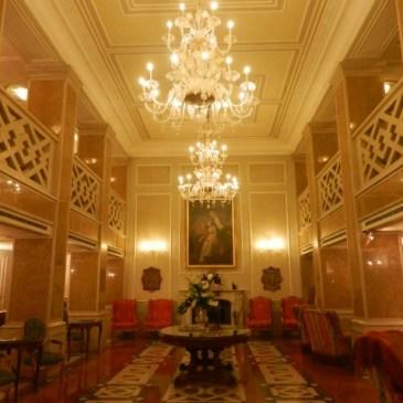 Luxury in Venice at Luna Hotel Baglioni