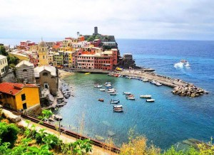 Cinque Terre Photo by Hannah Babineau