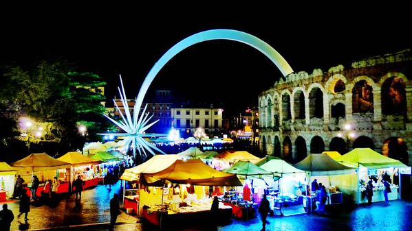 Verona  by Len Copland