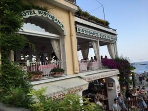 Buco di Bacco in Positano - Photo by Margie Miklas