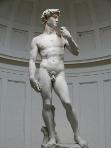 Statue of David Photo by MArgie Miklas