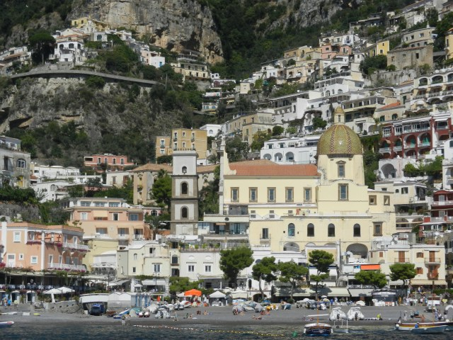 Positano-photo by Margie Miklas