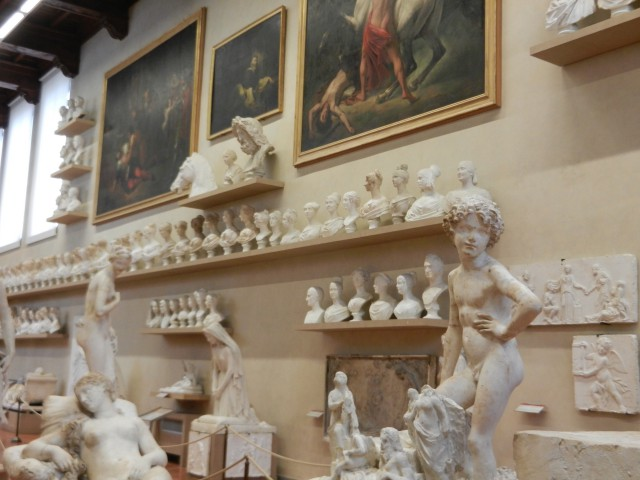 Accademia Gallery - Florence Photo by Margie Miklas