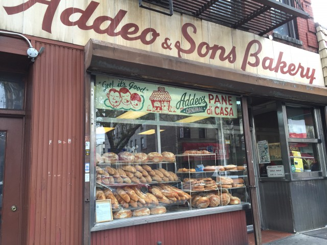 Addeo and Sons photo by Margie Miklas