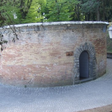Saint Patrick's Well in Orvieto