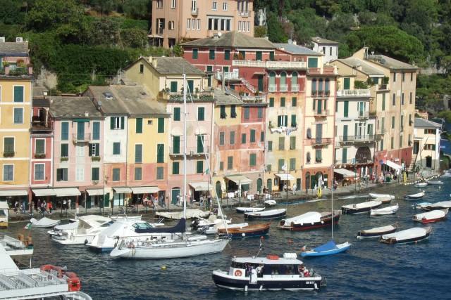 Portofino photo by Margie Miklas