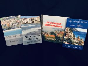 Italy Books by Margie Miklas