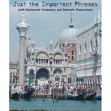 Conversational Italian for Travelers – Book Review