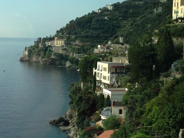 Amalfi Coast – Rugged and Beautiful
